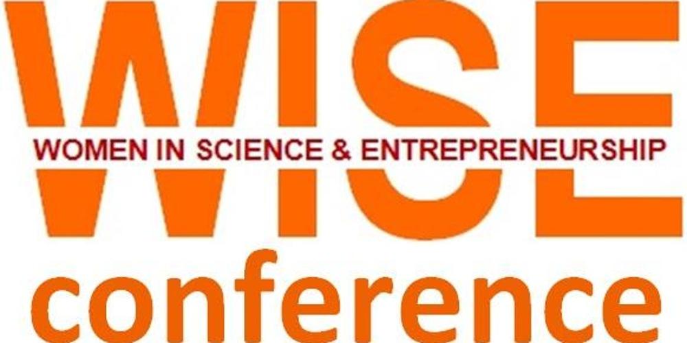 Women in Science & Entrepreneurship (WISE) logo
